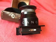 Canon  Optical Viewfinder For Canon Canonflex Cameras