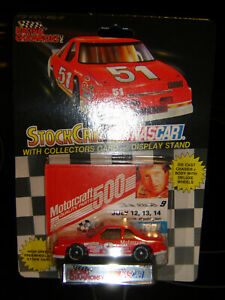 BILL ELLIOTT EVERGREEN SPEEDWAY #9 MOTORCRAFT Racing Champions 1/64 Diecast 1991