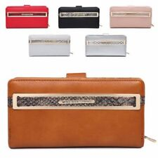 Sugar Faux Leather Clutch Purses & Wallets for Women