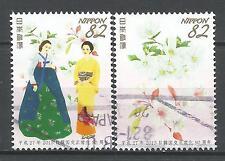 ˳˳ ҉ ˳˳C2216 Japan Commemorative 50th anniv.of normalization Japan-Korea 2015