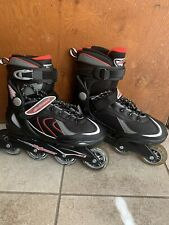 Bladerunner Pro 80 Men's Inline Skates Size 9 27cm *Great Condition* Red & Black