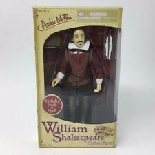 William Shakespeare Action Figure by Accoutrements Archie McPhee