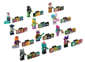 Brand New Lego Vidiyo BANDMATES Minifigures CHOOSE YOUR FIG. 43101