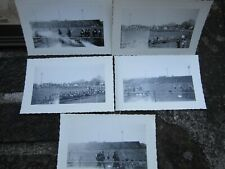 Collection of Football Stadium Pictures, Huntington (?) West Virginia, 1940/50s?