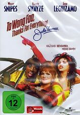 DVD nuevo/en el embalaje original-To Wong Foo-Thanks for Everything Julie Newmar-Wesley Snipes