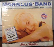 MORBLUS BAND MRS MILLER *CD NUOVO SIGILLATO RARO FEAT.  BUBOLA/ BEPPE GRILLO