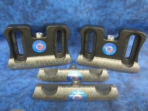 24599 Ariens skid/shoe premium w/ composite wear bar set of 2 w/extra wearbars