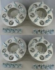 Range Rover Sport 2005 On 30mm Hubcentric Aluminium Wheel Spacers 2 Pairs