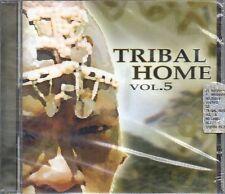 TRIBAL HOME VOL. 5 - CD (NUOVO SIGILLATO)