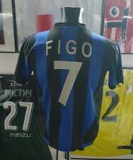 Maillot jersey shirt maglia camisa Ibrahimovic inter vintage figo Portugal M