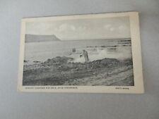 More details for burning seaweed nr stromness   orkney  postcard  p11 a24