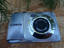 Canon PowerShot A1200 12.1MP Digital Camera - Silver FOR REPAIR AS IS PARTS