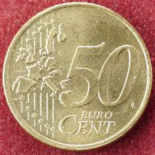 Netherlands 50 Euro Cent 2001 (D2004)