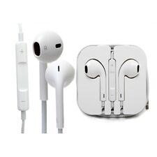 Auricolari per Apple iPhone 6s 6 5s 5 5C iPad Earpod Per Cuffie Vivavoce Con Microfono