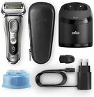 Braun Series9 9385cc Shaver Electric Man Station Cleaning And Charging Cover