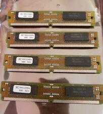 32Mb Samsung KMM5322204AW-6 8MB EDO 60ns 72-Pin Tin SIMM Memory Module RETROGAME