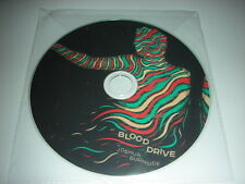 Joshua Burnside - Blood Drive - 3 Track