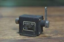 Vintage Veeder-Root 5 Digit Mechanical Counter