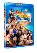 WWE: WrestleMania 33 Blu-Ray (2017) Brock Lesnar cert 15 2 discs ***NEW***