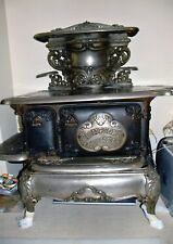 Thompson's Duchess - Antique Wood Burning Stove - Made In Montreal Quebec