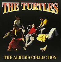ALBUMS COLLECTION [VINYL] TURTLES USED - VERY GOOD CD