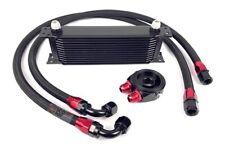 @@ Universal Ölkühler Kit 13 Reihen Black VR6 16V 1.8T S2 Turbo @@