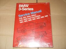 BMW 3 - Series Service Manual 318i, 325, 325e, 325es - 1984 - 1990 - As Photo's