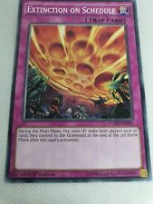 Yu Gi Oh Card - Extinction on Schedule CORE-EN081 1st edition Yugioh Card common