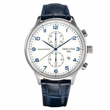 Adult Stainless Steel Case 12-Hour Dial Watches