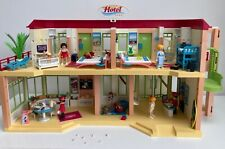 playmobil holiday hotel 5265  spare parts service walls extras spares system x