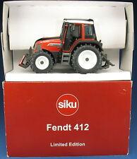 Siku voir 2968-fendt vario Farmer 412-rouge-steinitrecker spécial modèle - 1:32