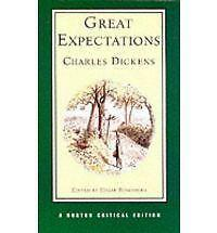 Great Expectations (Norton Critical Editions)-ExLibrary