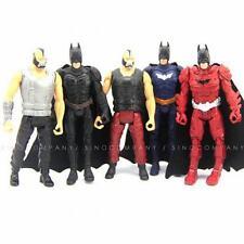 Lot 5 DC Comics Batman & bane The Dark Knight Rises Master 4''figures Toys FW246