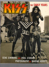 KISS....THE EARLY YEARS