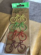 Bicycle Clip, Page Markers