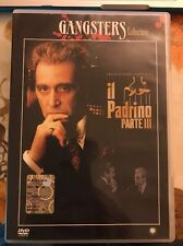 DVD - Francis F. Coppola - Il padrino parte III - ITA/ENG - Gangsters Collection