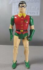 ROBIN 1989 Toy Biz Batman Hero Sidekick Action Figure Toy DC Comics Boy Wonder