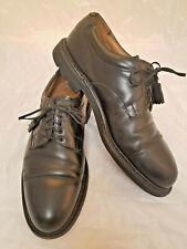 Johnston & Murphy Shoes Passport Mens Black Leather Lace Up Oxfords US 10.5 W