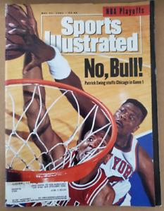 Michael Jordan Bulls May 31 1993 Sports Illustrated Magazine NO BULL