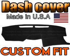 fits 2006-2013  LEXUS IS 250 350  DASH COVER MAT DASHBOARD PAD  /  BLACK