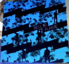 "Bell X1 flame vinyl 7"""