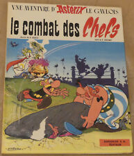 ASTERIX -7- / Le combat des chefs / EO 1966 / TBE