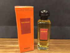 ROCABAR HERMES EDT 100 ML / 3.3 OZ SPRAY MEN NIB SEALED BOX NEW PACKAGING BOTTLE