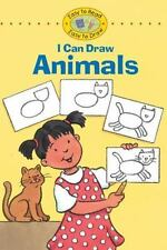 Animals (Easy-to-Read! Easy-to-Draw!) by Holub, Joan