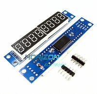 1PCS MAX7219 EWG 8-Digit Digital Tube Display Control Module Red for arduino