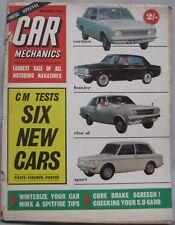 Car Mechanics Magazine November 1966 Vol.10, No.2