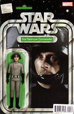 STAR WARS (2015) #9 Action Figure VARIANT Cover