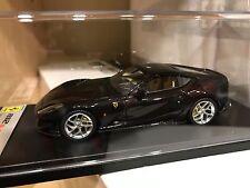 Ferrari 812 Superfast - Nero Daytona - Looksmart - 1:43