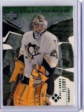 2003-04 BLACK DIAMOND EMERALD MARC ANDRE FLEURY #198 ROOKIE CARD 081/100
