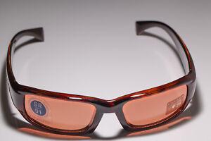 KAENON Beacon Brown Tortoise Shell TR90 Frames Copper 28% SR-91 Lens Sunglasses